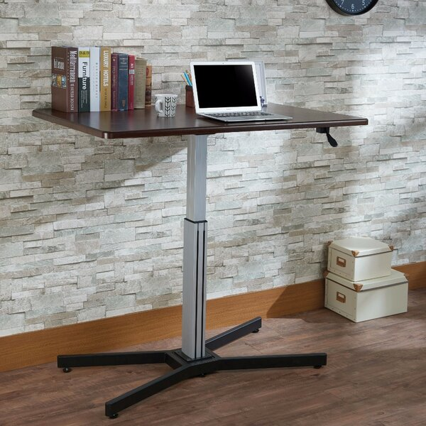 Moran Standing Desk by Orren EllisMoran Standing Desk by Orren Ellis