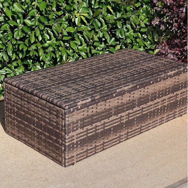 Coffee Table by Highland Dunes