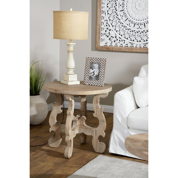 Anzavia End Table by One Allium Way
