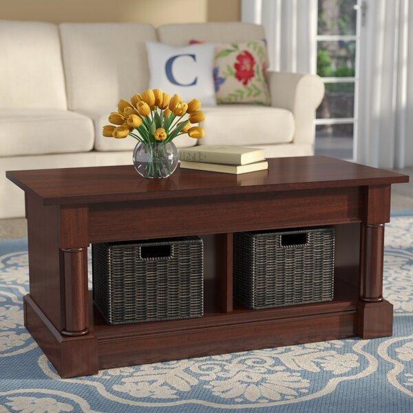 Walworth Lift Top Coffee Table With Storage By Three Posts