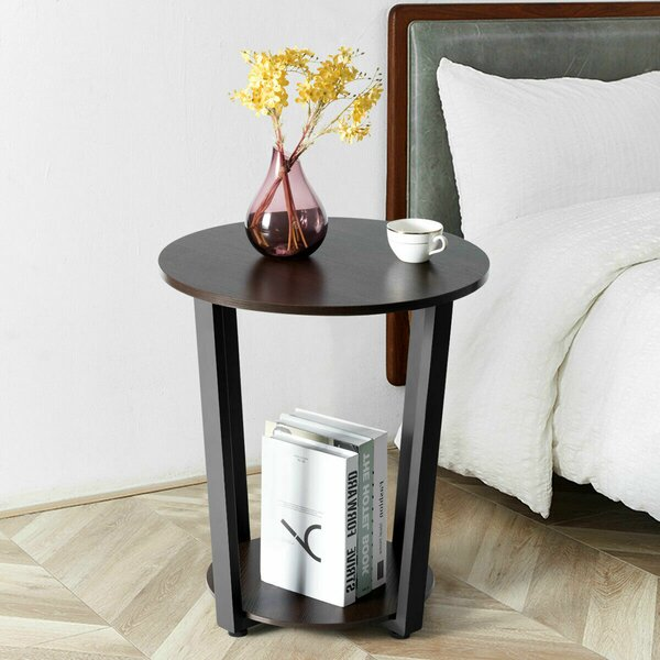 Harth End Table (Set Of 2) By Ebern Designs