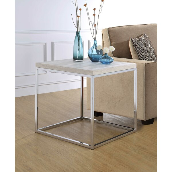 Harvill End Table by Orren Ellis