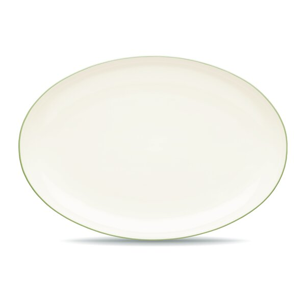 Colorwave Oval Platter by Noritake