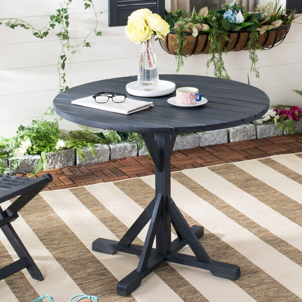 Babineaux Solid Wood Dining Table by Darby Home Co
