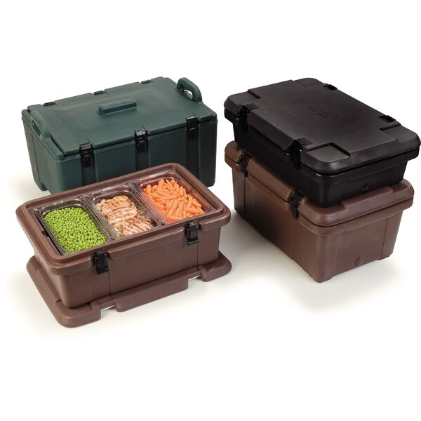 Cateraide™ Single Pan Carrier Food Storage Container by Carlisle Food Service Products
