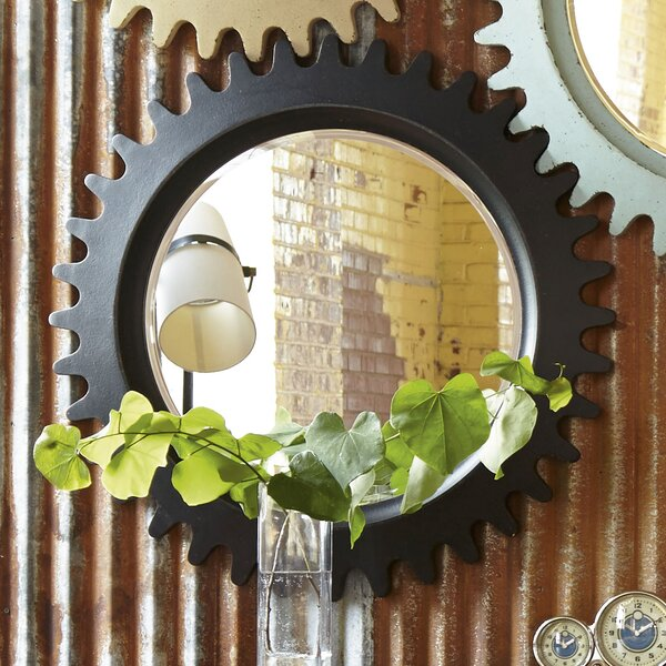Gullickson Round Wall Mirror by Brayden Studio