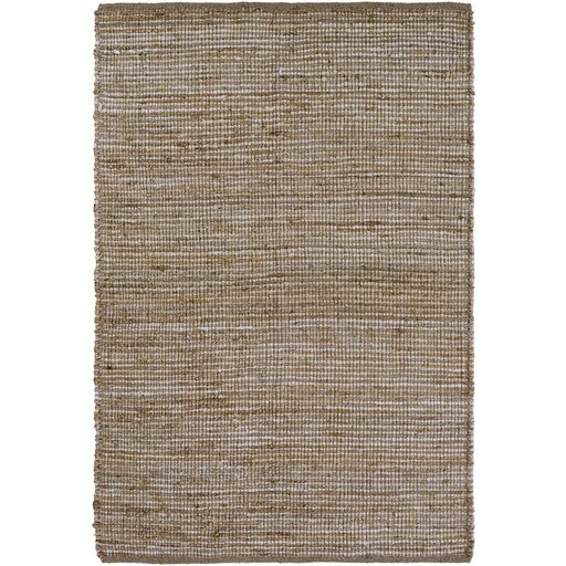 Langhorne Hand-Woven Navy Blue/Khaki Area Rug by Gracie Oaks