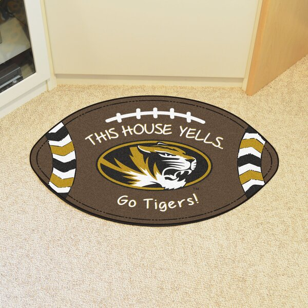 NCAA Missouri Southern Football Doormat by FANMATS