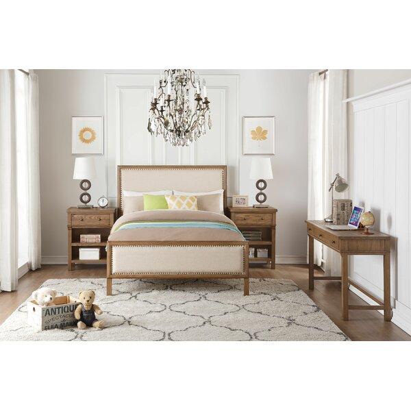 Commonwealth Panel Configurable Bedroom Set by Harriet Bee