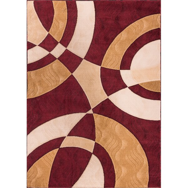 Macfoy Woven Area Rug by Winston Porter