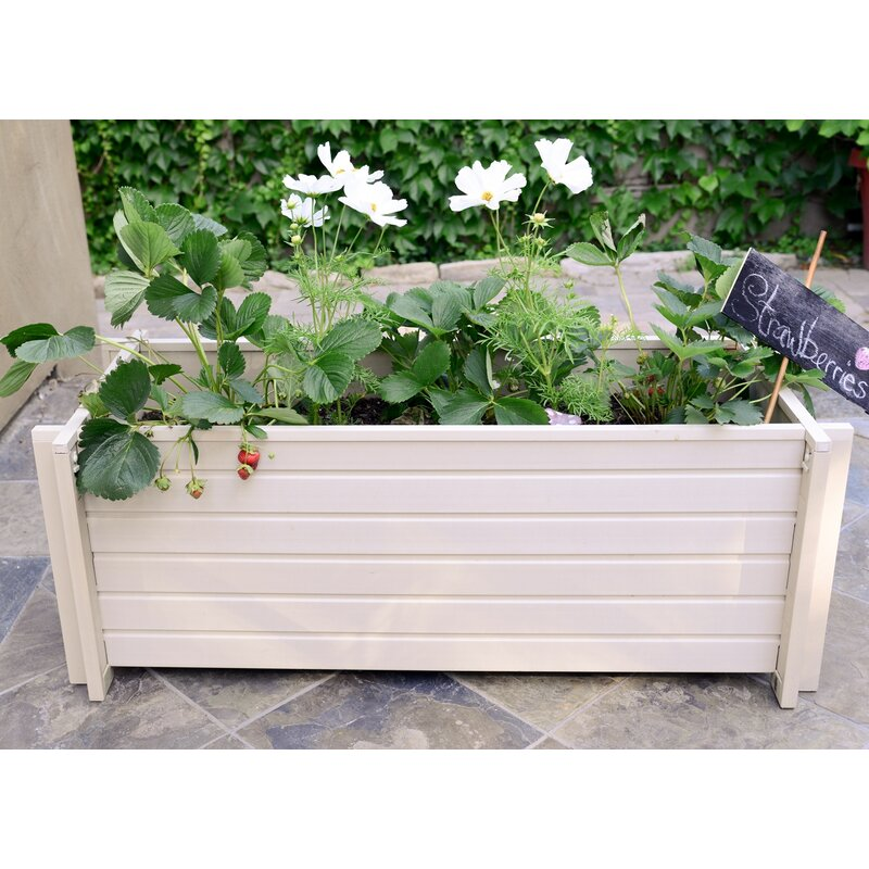 New Age Garden New Age Garden Planter Box & Reviews | Wayfair