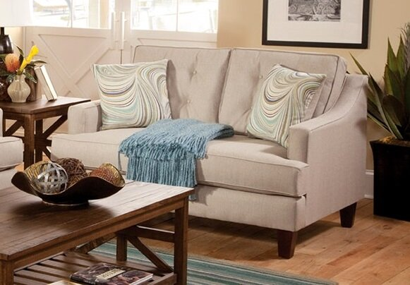 Holbrook Loveseat by Darby Home Co