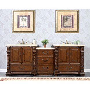 Online Reviews Union 92 Double Bathroom Vanity Set By Astoria Grand