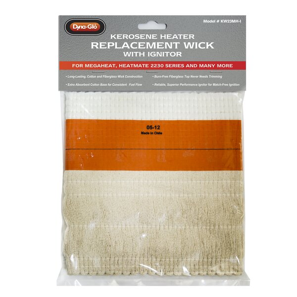 Replacement Wick With Ignitor For Mega Heat And Heat Mate 2230 Series By Dyna-Glo