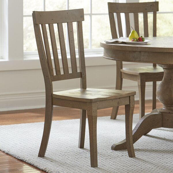 Seneca Pine Dining Chair (Set of 2) by Birch Lane™