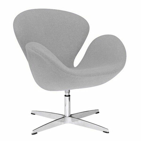 GroveHill Swivel Lounge Chair by Orren Ellis
