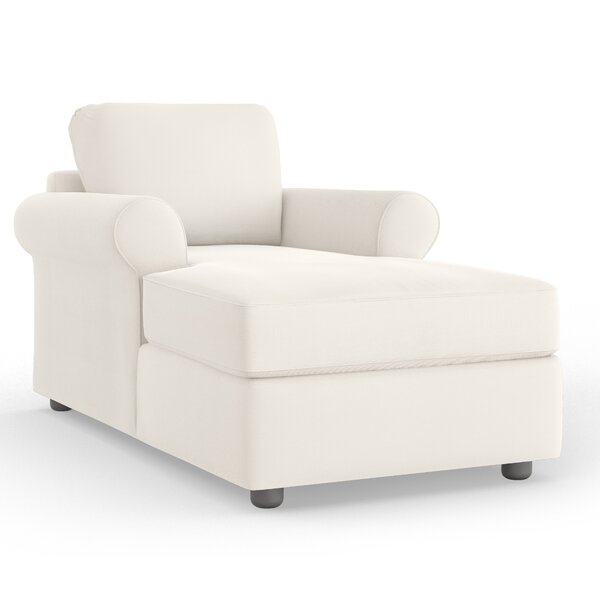 Meagan Chaise Lounge By Wayfair Custom Upholstery™