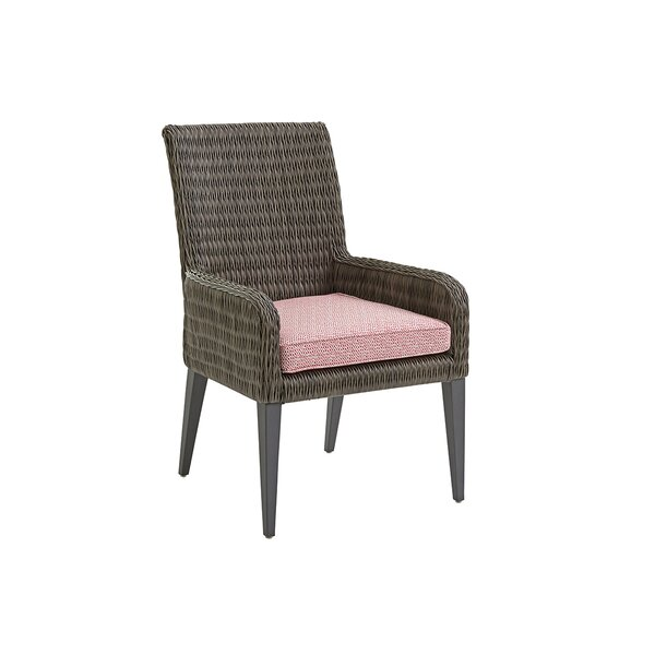 Cypress Point Ocean Terrace Patio Dining Chair with Cushion by Tommy Bahama Outdoor