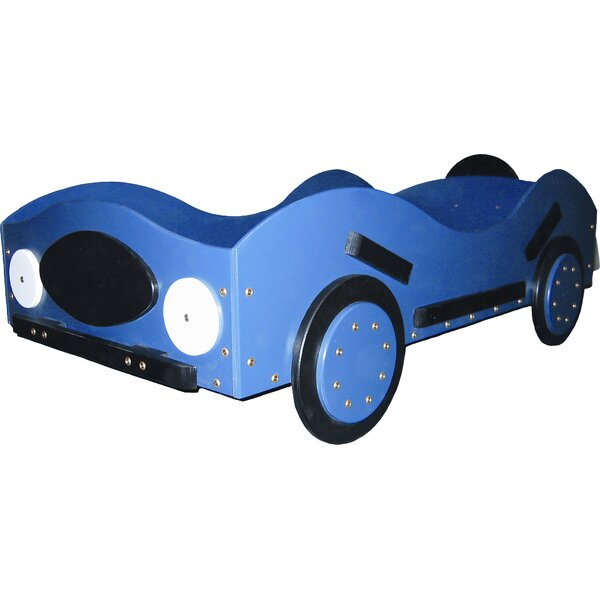 New Style- Race Toddler Car Bed by Just Kids Stuff
