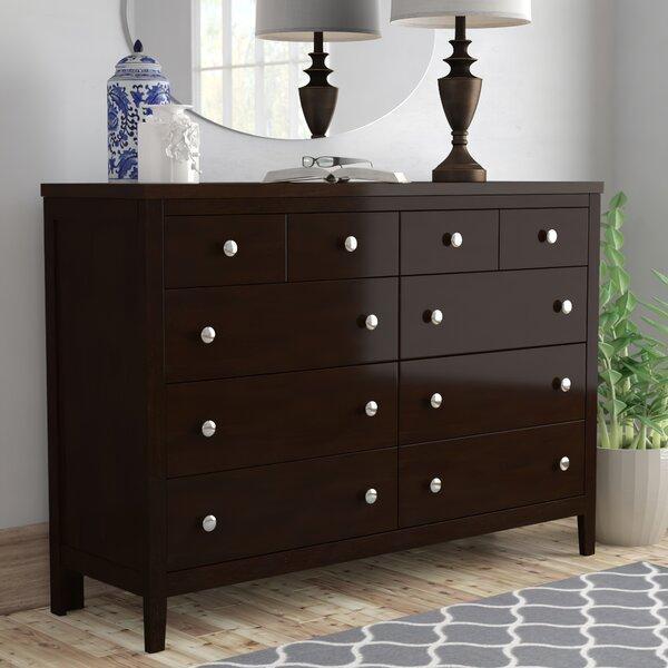 Conrad 8 Drawer Double Dresser by Red Barrel Studio