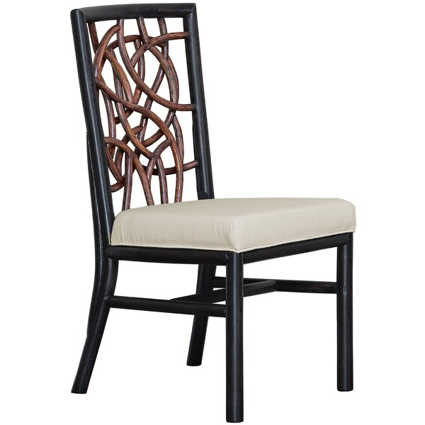 Trinidad Upholstered Dining Chair by Panama Jack Sunroom Panama Jack Sunroom