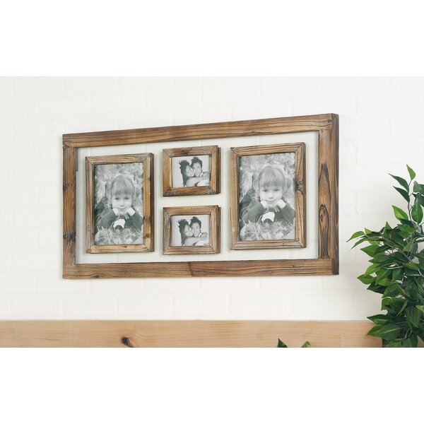 Wood Wall Photo Frame by Cole & Grey
