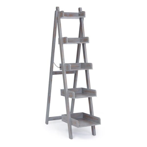 Ladder Bookcase by One Allium Way