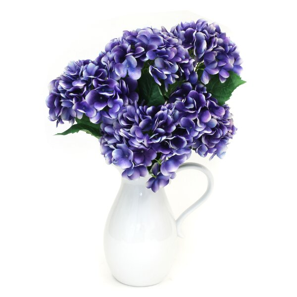 Hydrangea Floral Arrangement by One Allium Way
