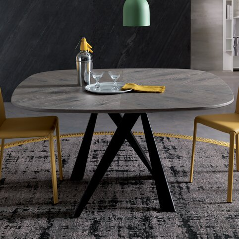 Bubble Dining Table by YumanMod