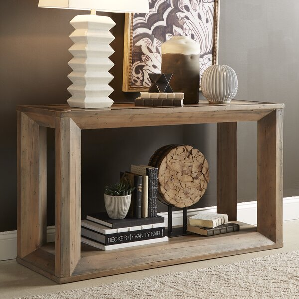 Errol Console Table by Millwood Pines