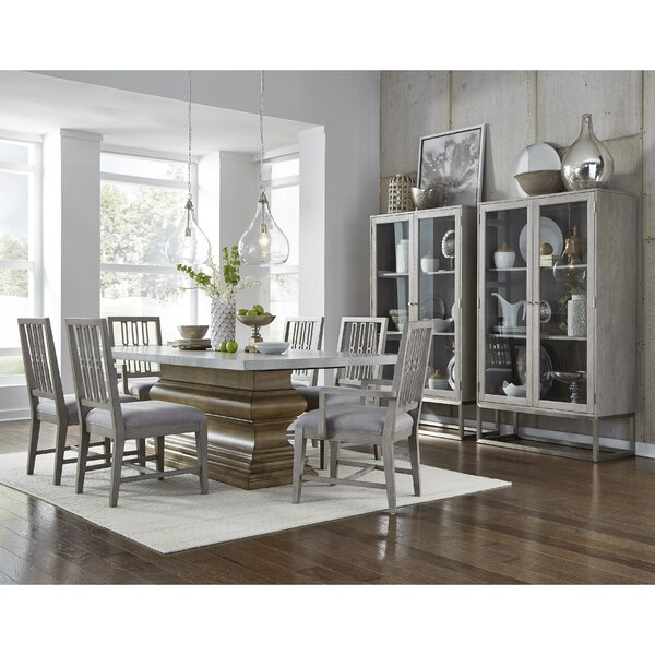 Dual-Tone 7 Piece Dining Set by Ophelia & Co.