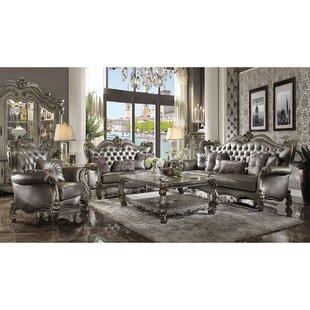 Versailles Configurable Living Room Set by Lumibee