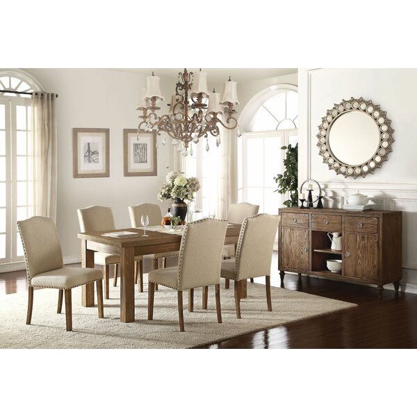 Demmer 7 Pieces Dining Set by Gracie Oaks