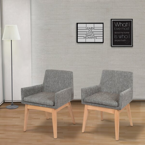 Perla Dining Chair (Set of 2) by Corrigan Studio