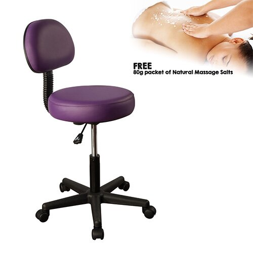 MT Backrest Stool by Vandue Corporation