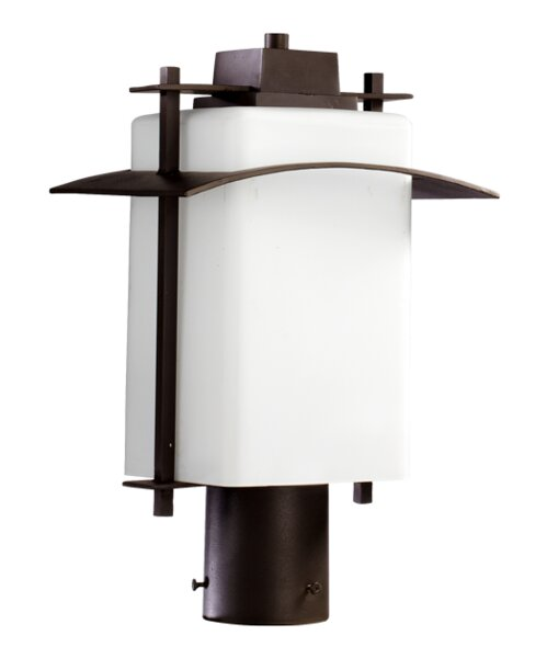 Seaview Outdoor 1-Light Lantern Head by World Menagerie