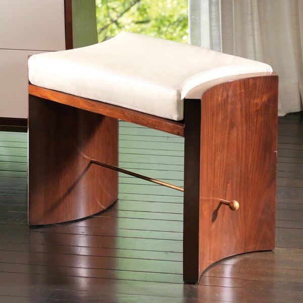Cinch Upholstered Bench by Global Views