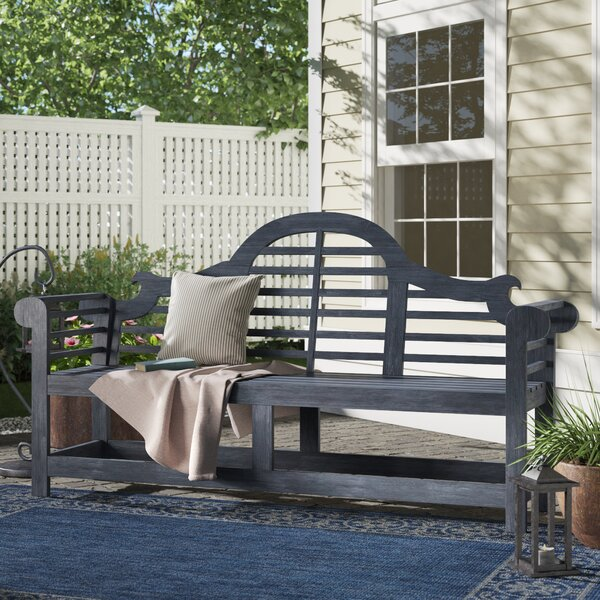 Ziemer Wooden Garden Bench By Birch Lane™ Heritage by Birch Lane™ Heritage #1
