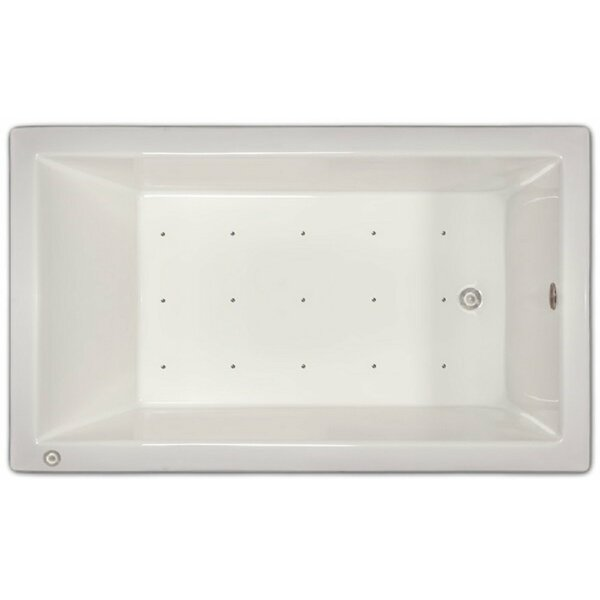 59.5 x 35.5 Air Tub by Signature Bath