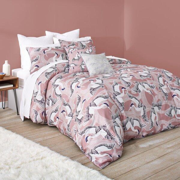 Crane Comforter Set