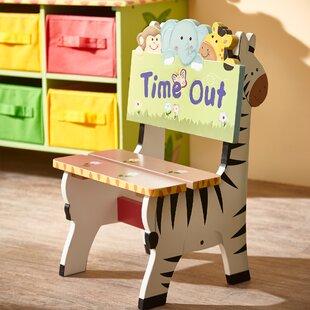 Check Prices Sunny Safari Kids Desk Chair ByFantasy Fields