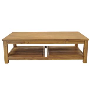 Yokum Coffee Table Millwood Pines