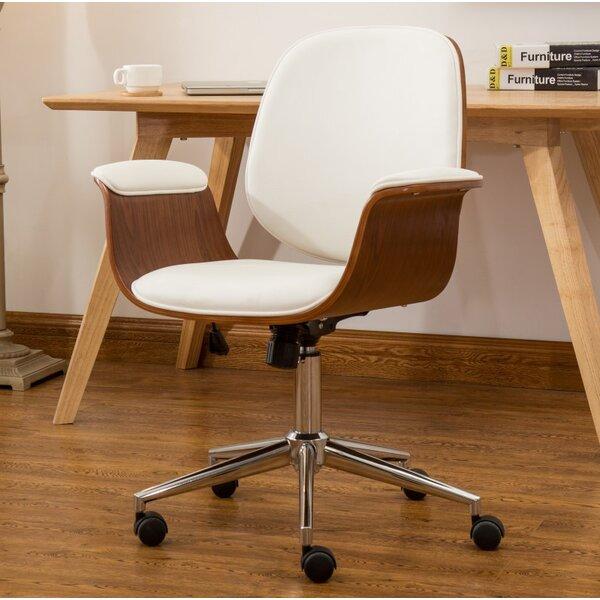 Idalia Mid-Back Office Chair by Porthos Home