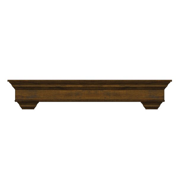 Bayview Fireplace Shelf Mantel by Ornamental Designs