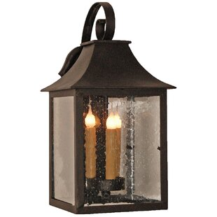 Best Choices Spencer 3-Light Outdoor Wall Lantern By Laura Lee Designs
