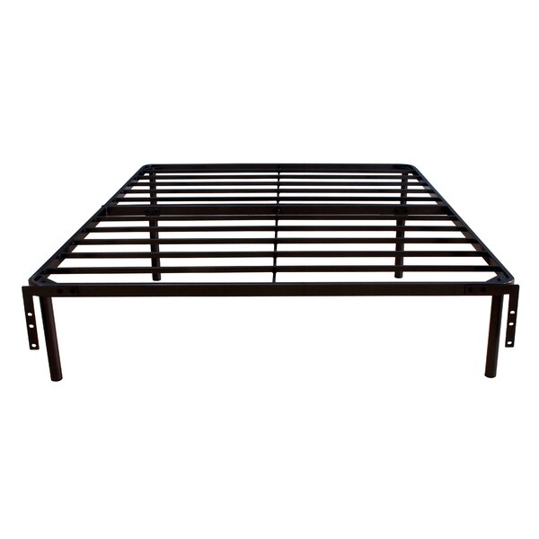 Transitional Bed Frame by Symple Stuff