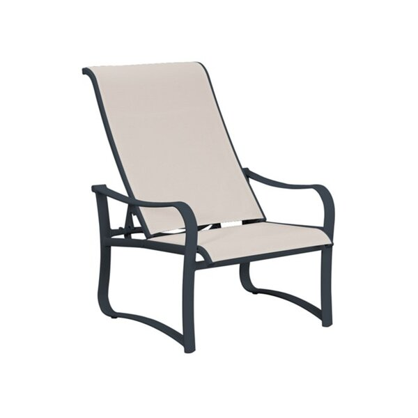 Shoreline Sling Recliner Patio Chair by Tropitone