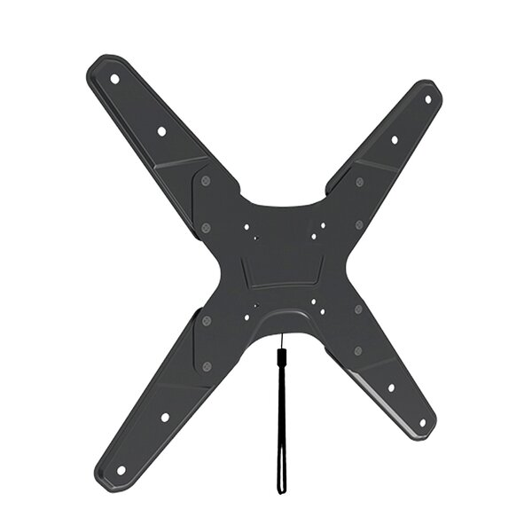 444T-L Locking Front Install Tilt Wall Mount for up to 55 Screens by Master Mounts