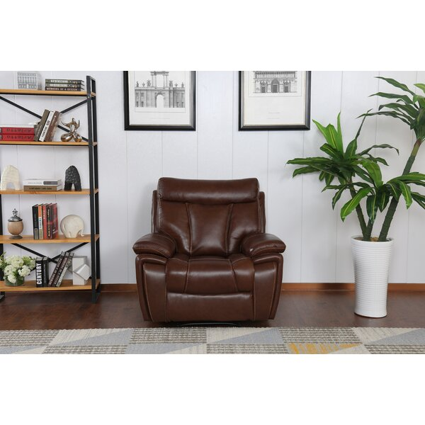 Knollview Motion Reclining Chair Red Barrel Studio W002213256