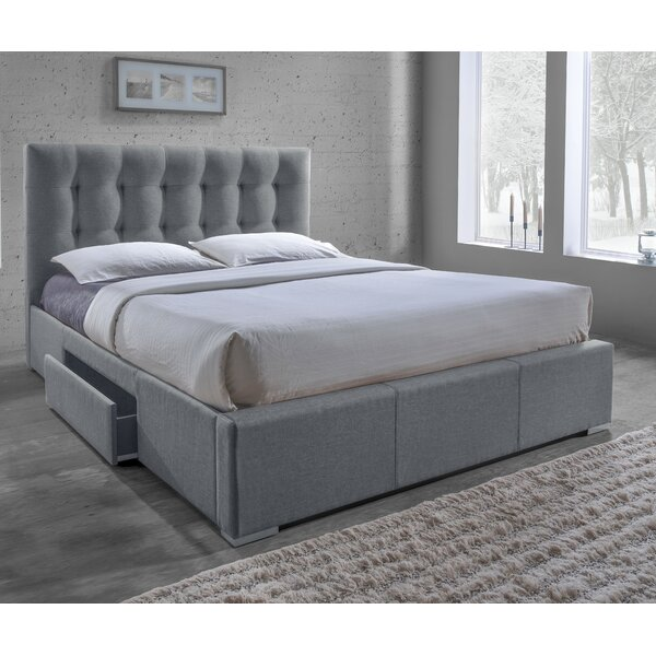 Alejo Upholstered Storage Platform Bed by Latitude Run